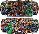 Наклейка PSP 3000 Marvel UA (PSP)