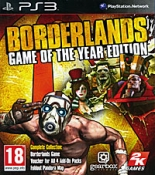 Borderlands GOTY (PS3)