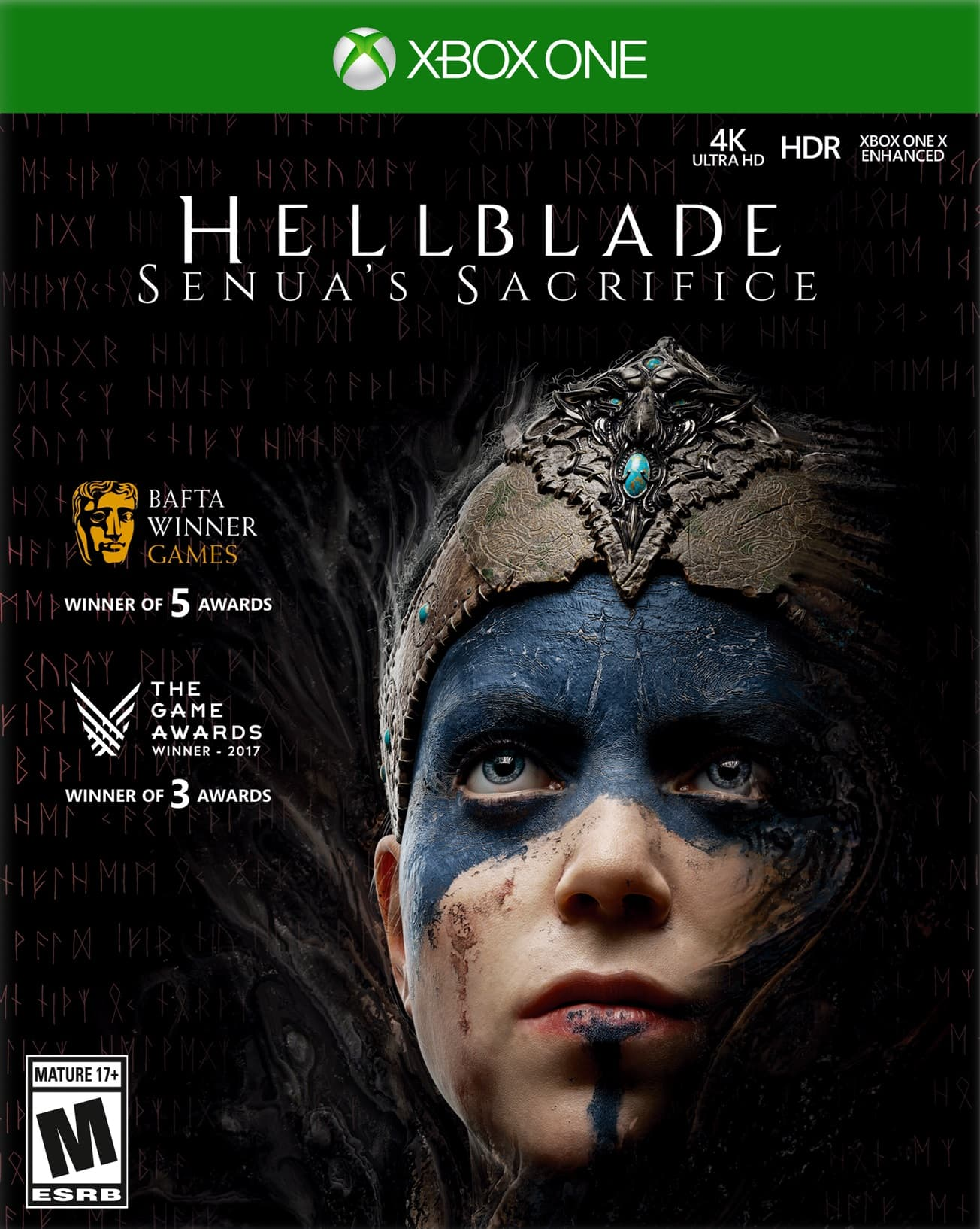 Hellblade: Senua's Sacrifice (MZU-00016) (Xbox One) (GameReplay)