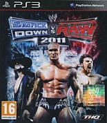 WWE Smackdown vs. Raw 2011 (PS3)