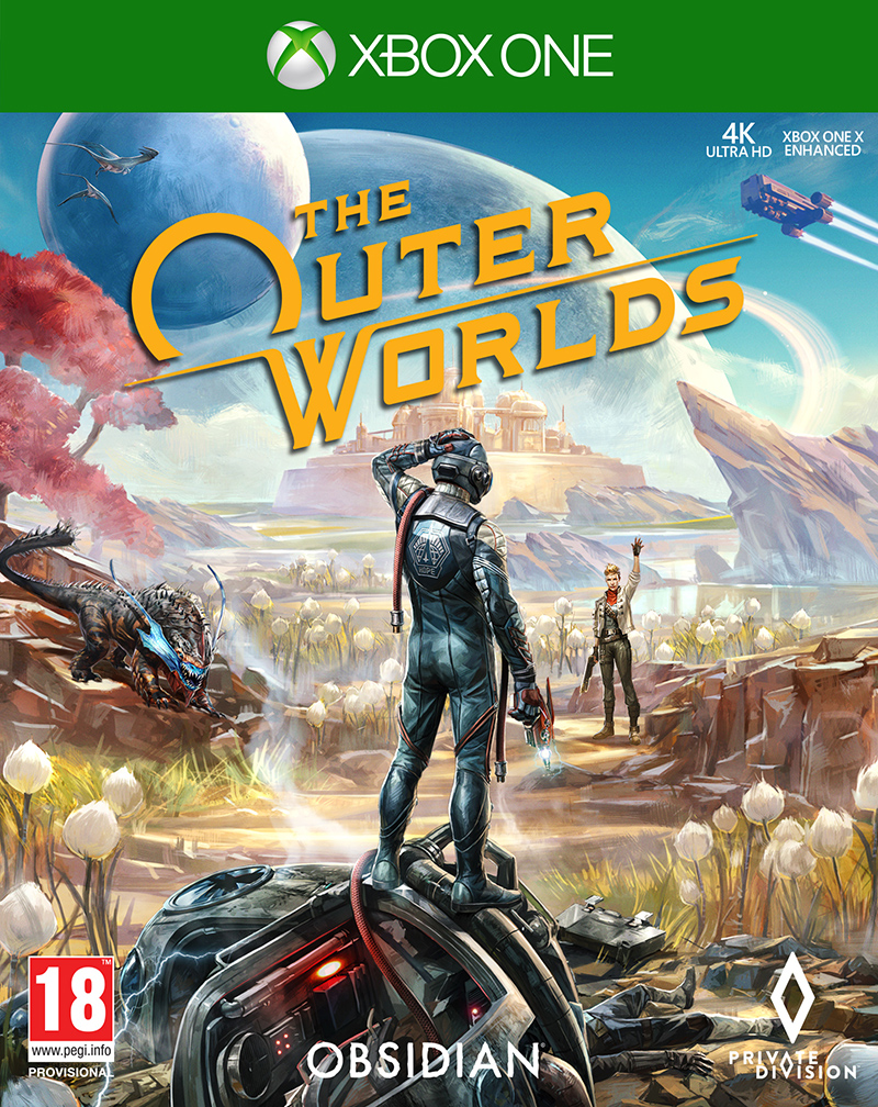 The Outer Worlds (Xbox One) (GameReplay)