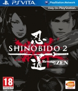 Shinobido 2: Revenge of Zen (PS Vita) (GameReplay)