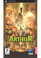 Arthur and the Invisibles (PSP)