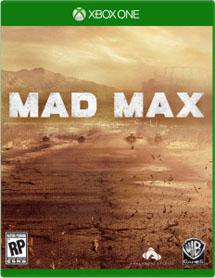 Mad Max (Xbox One) (Б/У)