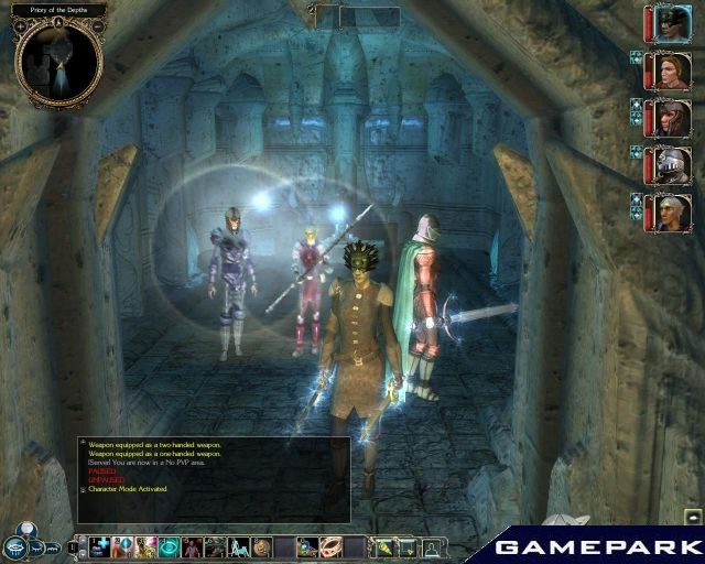 Скриншот Neverwinter Nights 2: Storm of Zehir (PC-DVD), 5.