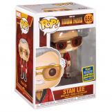 Фигурка Funko POP SDCC Marvel: Icons – Stan Lee Cameo (Exc) (49815)