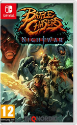 BattleChasers: Night war (Nintendo Switch)