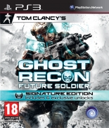 Tom Clancy's Ghost Recon: Future Soldier (PS3) (GameReplay)