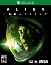 Alien: Isolation (Xbox One) (GameReplay)