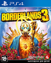 Borderlands 3 (PS4) (GameReplay)