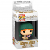 Брелок Funko POP Harry Potter Holiday – Ron (51205-PDQ)