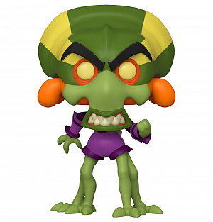 Фигурка Funko POP Games: Crash Bandicoot – Nitros Oxide фото