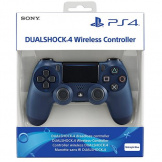 PS 4 Геймпад Sony DualShock Midnight Blue v2  (CUH-ZCT2E)