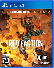 Red Faction Guerrilla Re-Mars-tered (PS4) (GameReplay)
