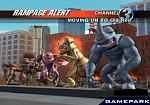 Скриншот Rampage Total Destruction (Wii), 8