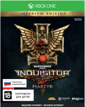 Warhammer 40,000: Inquisitor - Martyr. Imperium Edition (Xbox One)