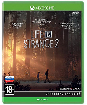 Life is Strange 2. Стандартное издание (Xbox One) фото