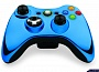 Controller Wireless R Chrome Series Blue
