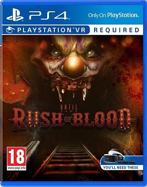 Until Dawn: Rush Of Blood VR (PS4) от GamePark.ru