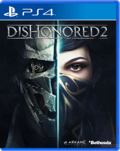 Dishonored 2 (PS4) (GameReplay)