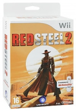 Wii Motion Plus + Red Steel 2 (Wii)