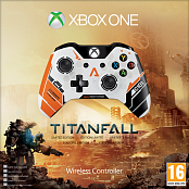 Controller Wireless TitanFall (XboxOne) (GameReplay)