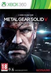 Metal Gear Solid 5(V): Ground Zeroes (Xbox 360) (GameReplay)