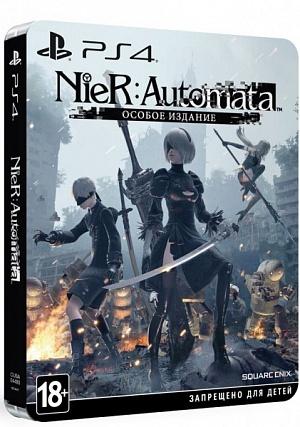 NieR: Automata. Особое издание (PS4)