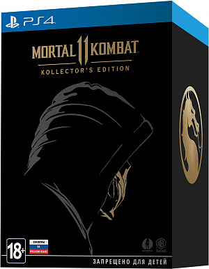 Mortal Kombat 11. Kollector's Edition (PS4) фото