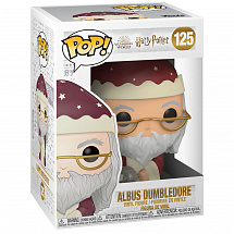 Фигурка Funko POP Harry Potter Holiday – Dumbledore (51155)