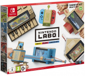 Nintendo Labo: набор «Ассорти» Labo Variety Kit (Nintendo Switch)