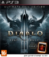 Diablo 3 (III): Reaper of Souls - Ultimate Evil Edition (PS3)