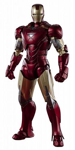 Фигурка S.H.Figuarts Avengers Iron Man Mark 6 – Battle of New York Edition (612830)