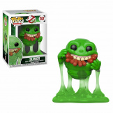 Фигурка Funko POP Ghostbusters – Slimer w/Hot Dogs (Translucent) (Exc)
