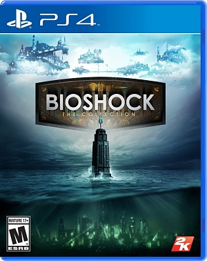 Bioshock: The Collection (PS4) (GameReplay) от GamePark.ru