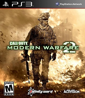Call of Duty: Modern Warfare 2 (PS3) (GameReplay) фото