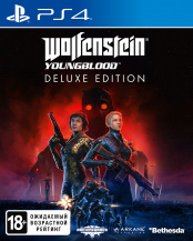 Wolfenstein: Youngblood. Deluxe Edition (PS4)