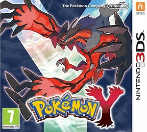 Pokemon Y (3DS)