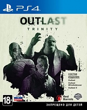 Outlast Trinity (PS4) (GameReplay)
