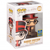 Фигурка Funko POP DCC Harry Potter – Harry at World Cup (Exc) (48563)