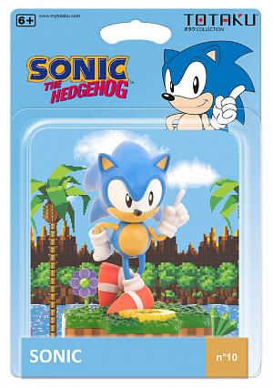 Фигурка Totaku – Sonic the Hedgehog: Sonic