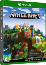 Minecraft для Xbox One. Starter Collection (44Z-00126) (Xbox One)