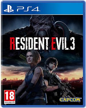 Resident Evil 3 (PS4) фото