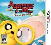 Adventure Time: Finn & Jake Investigations (3DS)