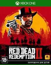 Red Dead Redemption 2 (Xbox One) (GameReplay)