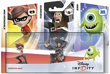 Disney Infinity: Sidekicks pack