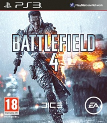 Battlefield 4 Limited Edition (русская версия) (PS3)