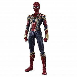 Фигурка S.H.Figuarts Avengers: Endgame – Iron Spider (Final Battle Edition) (587336)
