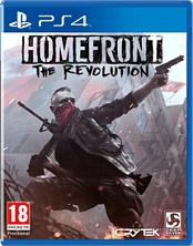 Homefront The Revolution (PS4) (GameReplay)