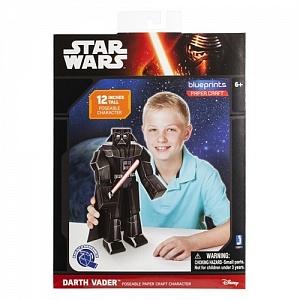 Конструктор из бумаги Star Wars Darth Vader